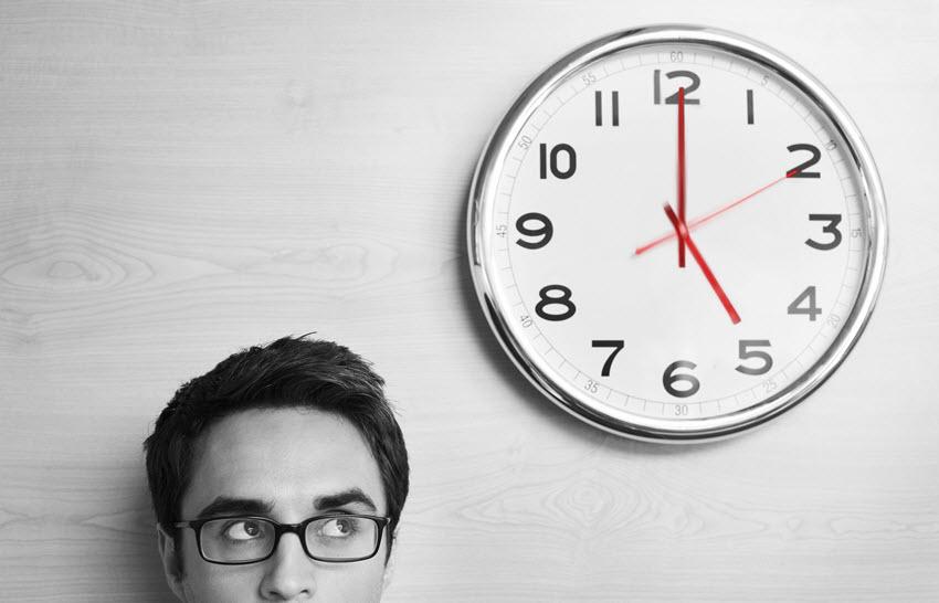 Perhitungan THR - Waktu Pembayaran
